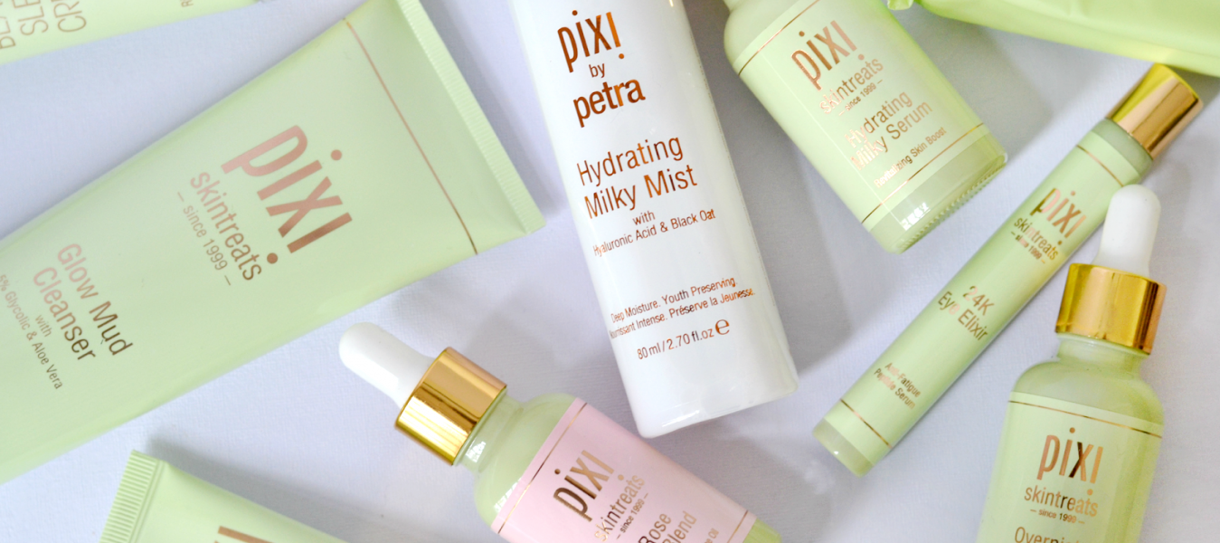 Pixi Beauty - Top 5 Post Workout Beauty Products